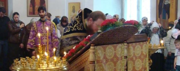 День памяти свв.Веры, Надежды, Любови и Софии 30.09.2012