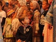Молебен на начало учебного года 01.09.2013